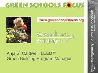 Greenschoolsfocus