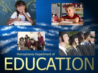From Old Forge School District to Altoona, from the School District of Philadelphia to Tioga County   all across this gr