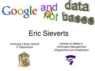 Eric Sieverts