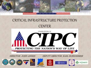 CRITICAL INFRASTRUCTURE PROTECTION CENTER CHARLESTON, SC