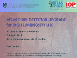 ATLAS PIXEL DETECTOR UPGRADE for HIGH LUMINOSITY LHC