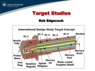 Target Studies