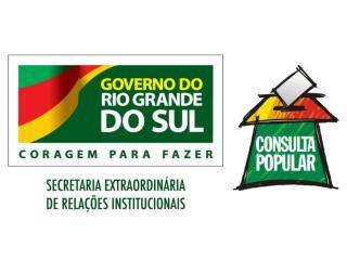 PROCESSO DE PARTICIPAÇÃO POPULAR