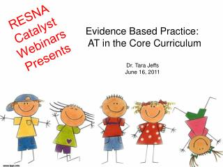 RESNA Catalyst Webinars Presents