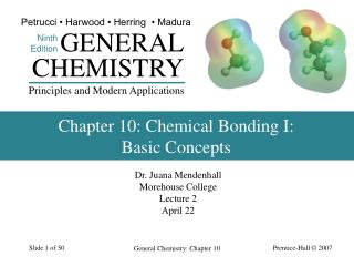 Chapter 10: Chemical Bonding I: Basic Concepts
