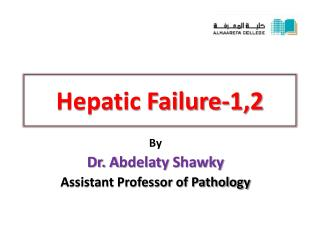 Hepatic Failure-1,2