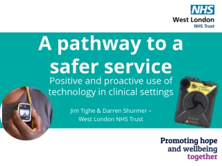 Intensive Care in a Forensic Medium Secure Service