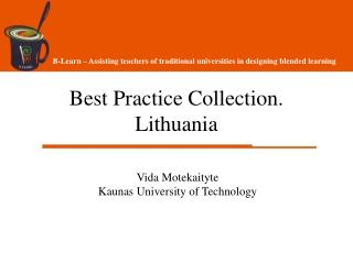 Best Practice Collection .  Lithuania