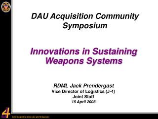 DAU Acquisition Community Symposium
