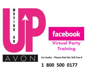 Facebook Virtual Party Training