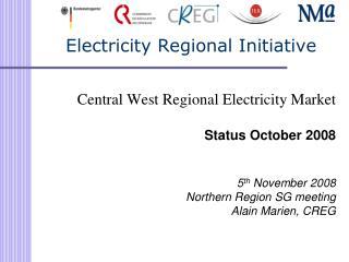 Electricity Regional Initiative