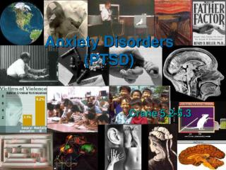 Anxiety Disorders (PTSD)