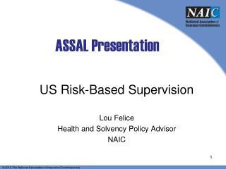 ASSAL Presentation