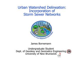Urban Watershed Delineation: Incorporation of  Storm Sewer Networks