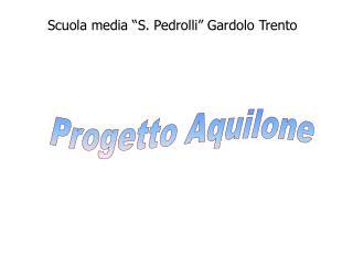 """Scuola media """"S. Pedrolli"""" Gardolo Trento"""