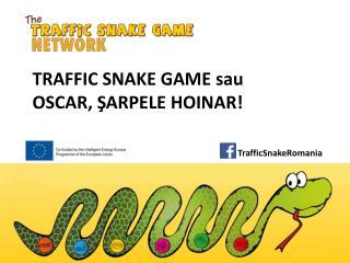 traffic  SNAKE  GAME  sau Oscar,  şarpele hoinar!