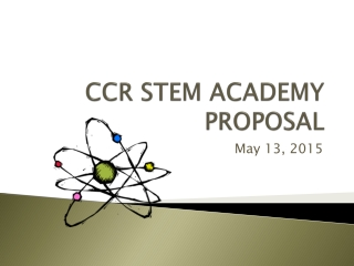 Integrated, Project-Based, Cohort STEM Curriculum Model