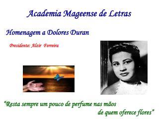 Academia Mageense de Letras