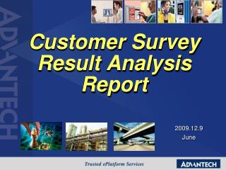 Customer Survey Result Analysis Report
