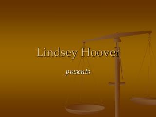 Lindsey Hoover