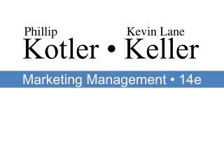 Kotler • Keller