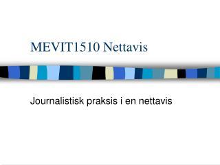 MEVIT1510 Nettavis