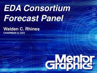 EDA Consortium Forecast Panel