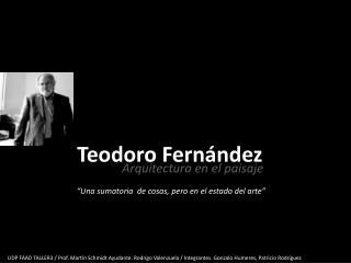 Teodoro Fernández