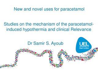 Dr Samir S. Ayoub