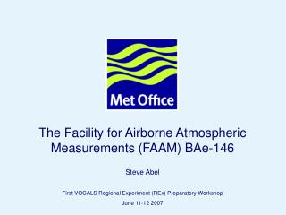 The Facility for Airborne Atmospheric Measurements (FAAM) BAe-146