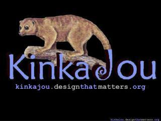 kinkajou .design that matters. org