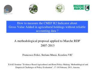 AmethodologicalproposalappliedtoMarcheRDP 2007-2013