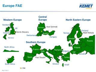 Europe FAE