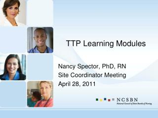 TTP Learning Modules