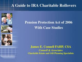 A Guide to IRA Charitable Rollovers