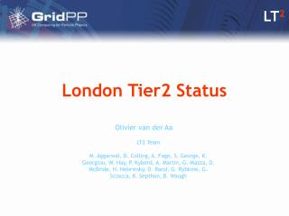 London Tier2 Status