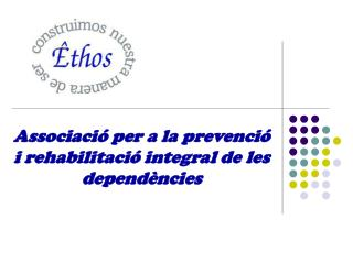 Associació per a la prevenció i rehabilitació integral de les dependències