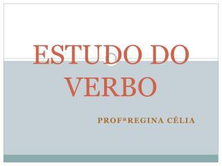 ESTUDO DO VERBO