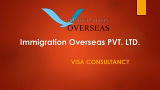 Immigration Overseas - A leading visa service provider