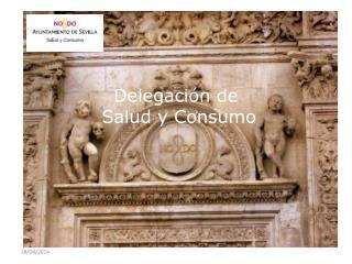 Delegación de  Salud y Consumo