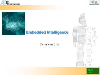 Embedded Intelligence