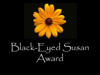 Black-Eyed Susan Award