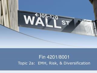 Fin 4201/8001