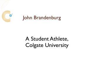 John Brandenburg St Louis