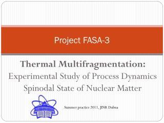 Project FASA-3