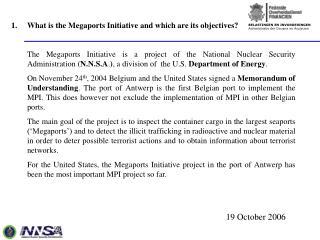 19 October 2006