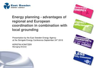 The East Sweden Energy Agency