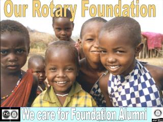 Programs of The Rotary Foundation