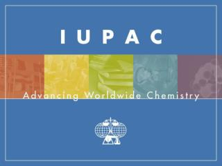 IUPAC Member Countries