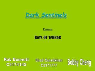 Dark Sentinels